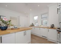 A beautiful maisonette offering three double bedrooms and a garden, situated on Coverton Road.