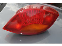 FORD KA REAR OFFSIDE LIGHT UNIT