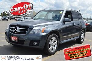 2010 Mercedes-Benz GLK-Class 4 MATIC LEATHER DUAL SUNROOFS