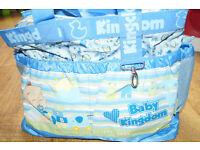 Baby Kingdom Changing Bag Blue