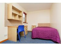 ROOMS FOR LET: Double bedrooms available flat share in Fountainbridge with WiFi - NO FEES!