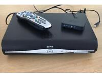 SKY HD BOX and WIRELESS MINI CONNECTOR (on demand)