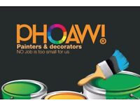 PAINTING & DECORATING QUALITY SERVICES!!!!!!