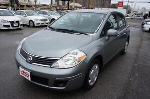 2007 Nissan Versa 1.8S |  CLEAN CARPROOF  | UNDER 90K KM |