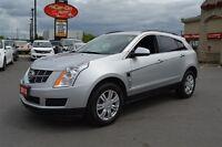 2012 Cadillac SRX SRX4 AWD l LOADED