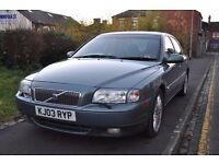 VOLVO S80 2.4 TD D5 SE 4DR (LOTS OF PAPERWORK)