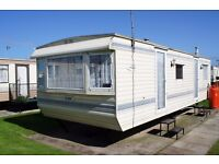 2 bedroom caravan for hire towyn rhyl friday 21st april- mon 24th £90