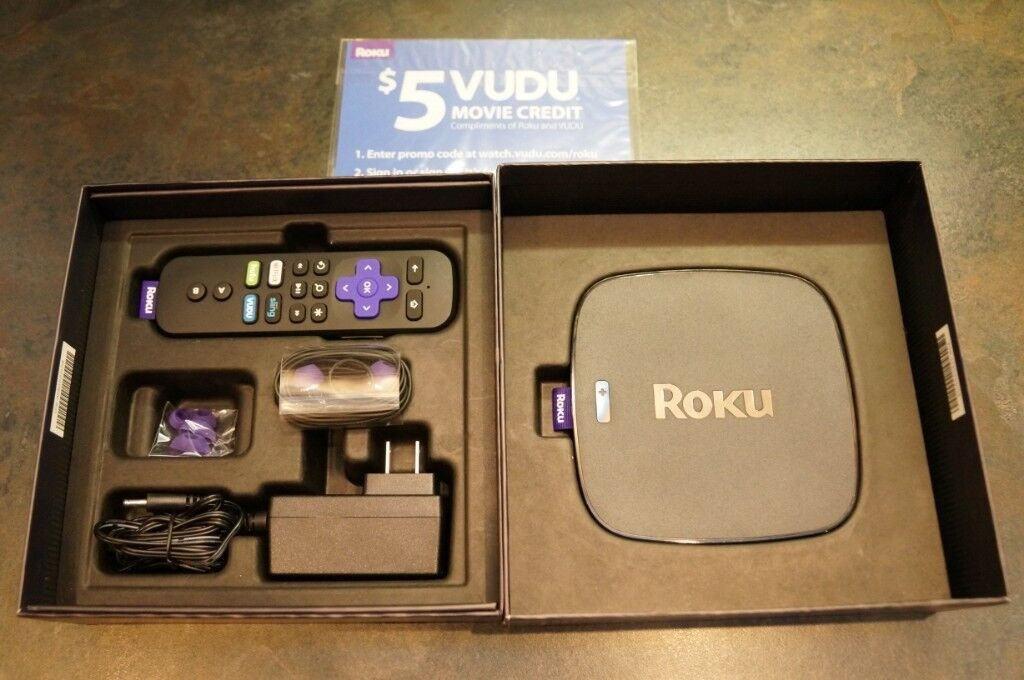 Roku Ultra Streaming Media Player HD and 4k HDR TVs w Voice - Direct Play  PLEX | in Portsmouth, Hampshire | Gumtree