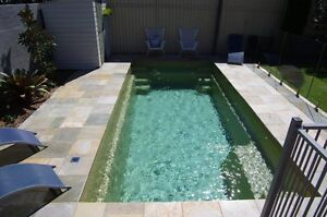 NOVA 6m Fibreglass Pool- Level Bottom Perth Perth City Area Preview