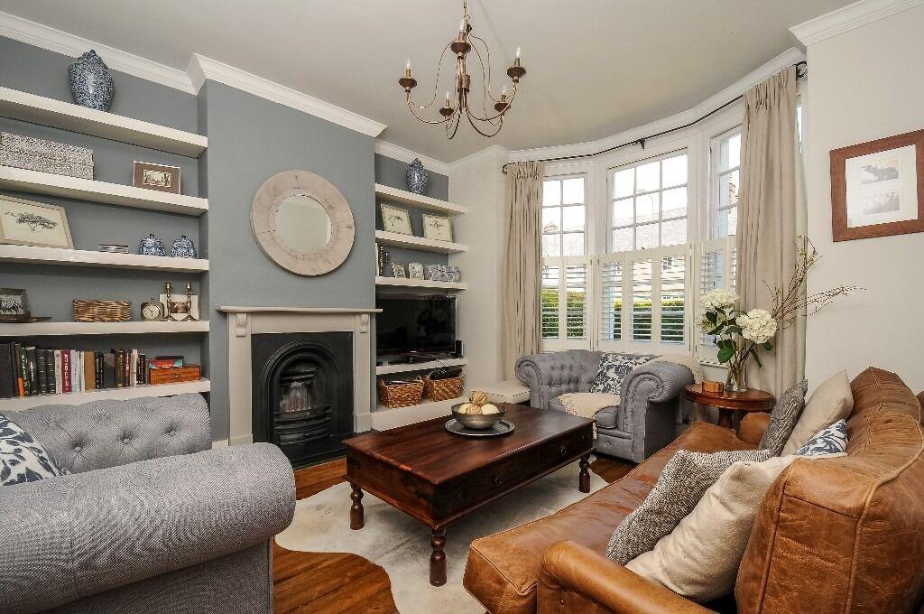 Swaby Road, SW18 - Two bedroom ground floor Victorian maisonette with garden - £1900pcm