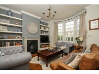 Swaby Road, SW18 - Two bedroom ground floor Victorian maisonette with garden - £1900pcm