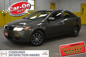 2010 Kia Forte 2.0L Only 89,000 KM ALLOYS