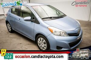 2012 Toyota Yaris LE * * AC * PACK ELECTRIQUE * BLUE TOOTH *