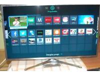 "Samsung 50"" Full HD 1080p Freeview HD Smart LED TV UE50F6200"