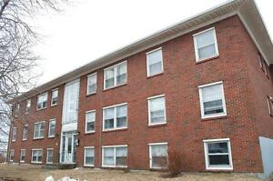 2 bedroom, includes heat and hot water $775 per month