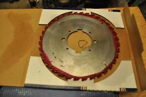 Gang Saw Blades 70mm bore. Resharpend .