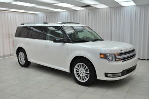 2014 Ford Flex SEL 7PASS AWD SUV w/ BLUETOOTH, HEATED LEATHER, N