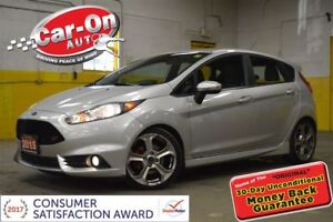 2015 Ford Fiesta ST 197HP  LEATHER SUNROOF LOADED