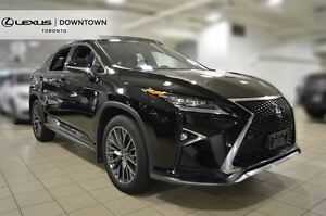 2016 Lexus RX 350 F-SPORT 3, PANO ROOF, NAVIGATION, CAMERA