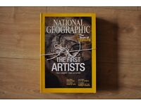 National Geographic magazine, UK edition, Year 2015
