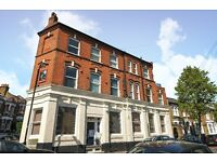 A fantastic two double bedroom, two bathroom period conversion set over two floors.