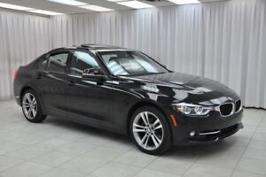 2018 BMW 3 Series 330xi 2.0L  TURBO AWD LUXURY SEDAN w/ BLUETOOT