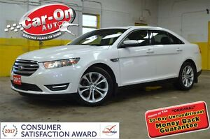 2013 Ford Taurus SEL LEATHER NAV SUNROOF