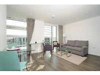 One bedroom Apt, Copperlight Apt, SW18 £1600PCM available from 17th Dec - furnished