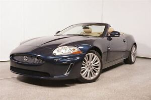 2010 Jaguar XK CONVERTIBLE ( CUIR, BOWERS AND WILKINS, V8 )