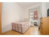 *Small studio bedroom furnished apartment with a private balcony - £250 per week*