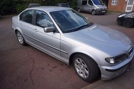 2004 3 series Automatic 2.0 Saloon Lady Owner
