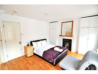 ALL BILLS INCLUDED, 2 WEEKS DEPOSIT - Furnished double room in Kensington