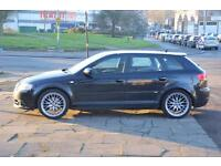 Audi A3 S line 56 plate automatic 2.0 diesel