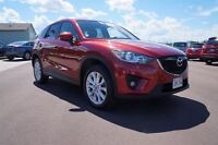 2013 Mazda CX-5 GT! SkyActiv! Extended Warranty! AWD! Leather!