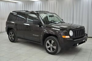 2014 Jeep Patriot TRUE NORTH FWD SUV w/ BLUETOOTH, HEATED LEATHE