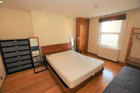 A bright, spacious, top floor conversion flat moments away from Ladbroke Grove tube station.