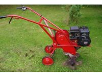 Used Merry Tiller Rotovator Cultivator for sale.