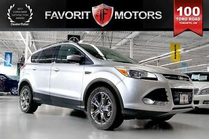 2013 Ford Escape SEL ECOBOOST 4WD | LTHR | NAV | PANORAMIC ROOF