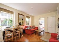 A spacious two double bedroom ground floor garden flat, well situated for Imperial Wharf and Fulham.