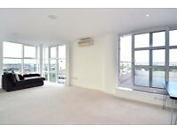 Concierge Lift Views Lux Duplex Unfurnished 2 Bed 2 Bath Flat 2 Balconies Parking VeryNearTubeShops