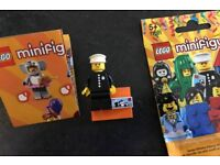Lego series 18 Policeman Minifigure. Very rare. (Like New)