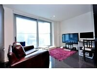 LUXURY 30TH FLOOR STUDIO - Pan Peninsula E14 - CANARY WHARF DOCKLANDS SOUTH QUAY LIMEHOUSE POPLAR