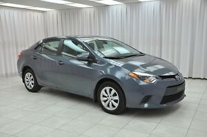 2014 Toyota Corolla LE SEDAN w/ BLUETOOTH, HEATED SEATS & BACK-U