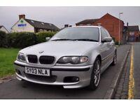 BMW 3 SERIES 2.5 325I SPORT 4DR PETROL