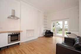 A RECENTLY REFURBISHED ONE BEDROOM GROUND FLOOR FLAT WITH COMMUNAL GARDEN ON BOLINGBROKE GROVE