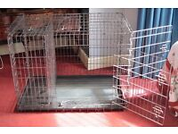 Dog cage / crate 42 inch