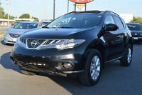 2012 Nissan Murano SL AWD LEATHER PANORAMIC ROOF