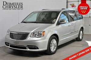 2016 Chrysler Town & Country TOURING-L**CUIR**BLUETOOTH**CAMÉRA
