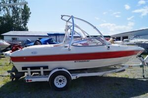2008 Stingray Boat Co 205 LX