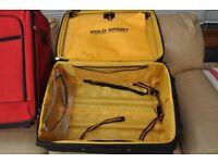 Ralph Lauren Polo Sport suitcases